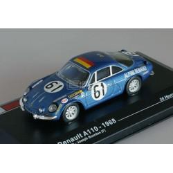 Renault Alpine A 110 De 1969 Delprado