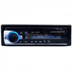 Auto radio com bluetooth mp3 usb sd microfone