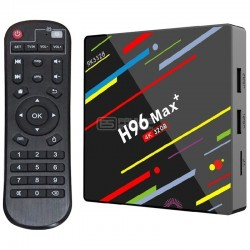 TV Box Android H96 Max Plus RK3328 4Gb 32Gb