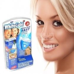 White Light Branqueador de dentes em 10 minutos