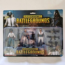 3 Bonecos PUBG Battlegrounds Playerunknows's