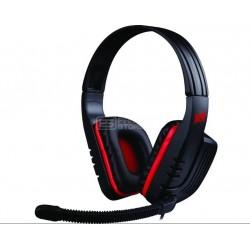 Auscultadores com microfone PC PS4 Xbox One