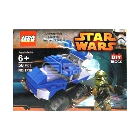 Lego Compatível Star Wars