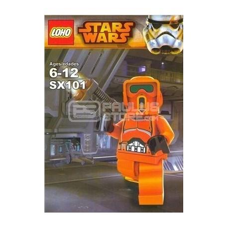 Lego Compatível Star Wars SX