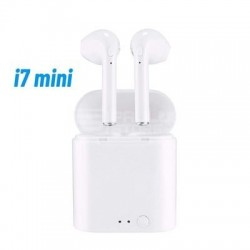 Auriculares Bluetooth Wireless I7-MINI In Ear Microfone