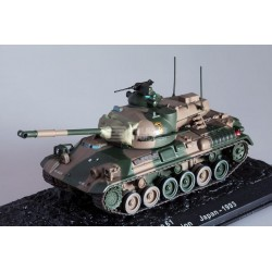Carro de Combate TYPE 61 – Japan 1993, 10st Tank Battalion 8th Division