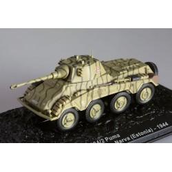 Carro de Combate PUMA Sd. Kfz. 234-2, 11.SS - FW.PZ.Gren.Div. Norland, Narva, Estonia 1944