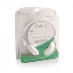 Auscultadores Fones Ewent EW3578 headphone