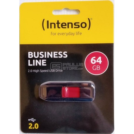 Pen usb Intenso Business Lin 64Gb