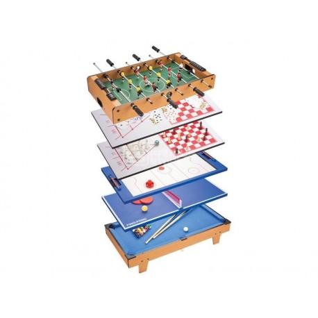 Mesa de jogos 8 em 1