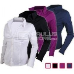 Camisa de Senhora 4 cores disponíveis