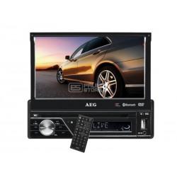 "Auto rádio AEG AR 4026 DVD USB 7"" LCD Monitor"