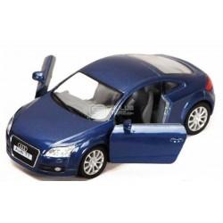 Miniatura Kinsmart 1:32 Diecast 200 Audi TT Coupe Azul