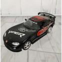 Kinsmart Diecast 2005 Dodge Viper GTS-R Preto