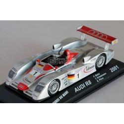 Audi R8 Le Mans 2001
