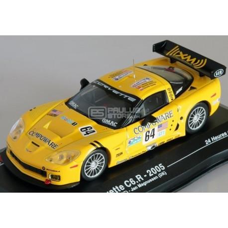 Miniatura Chevrolet Corvette C6.R Le Mans 2005
