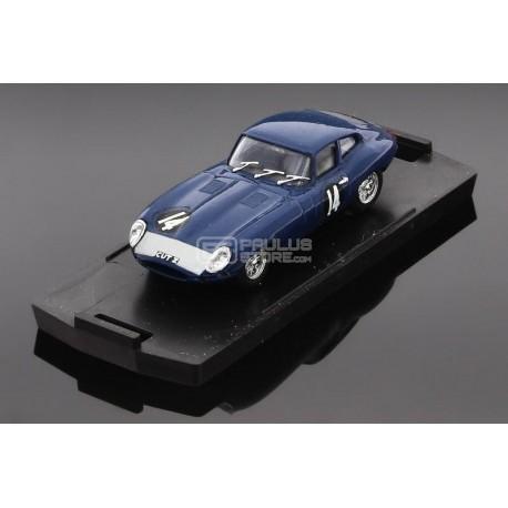 Miniatura Jaguar Tipo E Coupé Tourist Trophy 1962