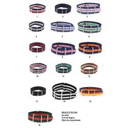 Bracelete estilo Daniel Wellington