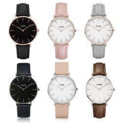 Relógio estilo Cluse