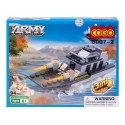 Brinquedo tipo Lego modelo 3007