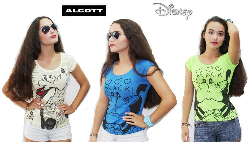 Tshirts Alcott Disney