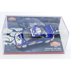 Peugeot 307 WRC Rally Monte Carlo 2006