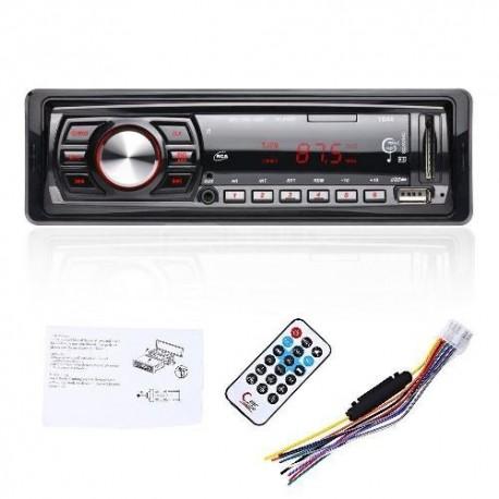 Auto radio FM MP3 SD USB AUX