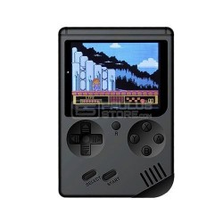 Consola retro mini tipo Gameboy video com 500 jogos