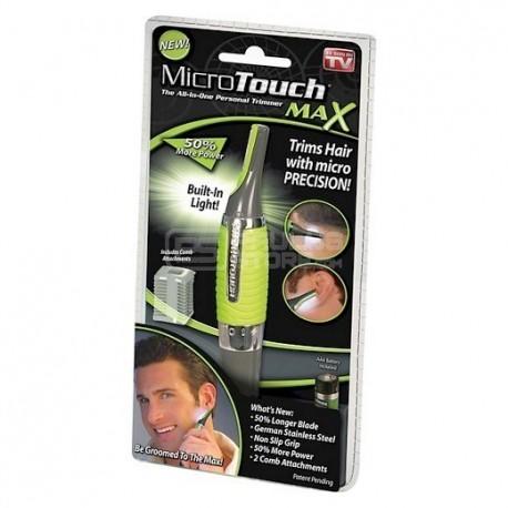 Aparador de Barba e Cabelo Micro Touch Max