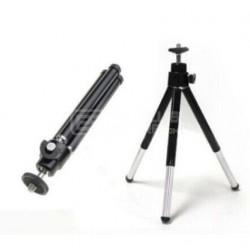 Mini Suporte Tripé para telemóvel maquina fotográfica