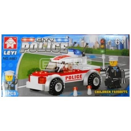 Lego Compatível City Police