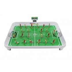 Jogo de Futebol de Mesa jogadores com molas