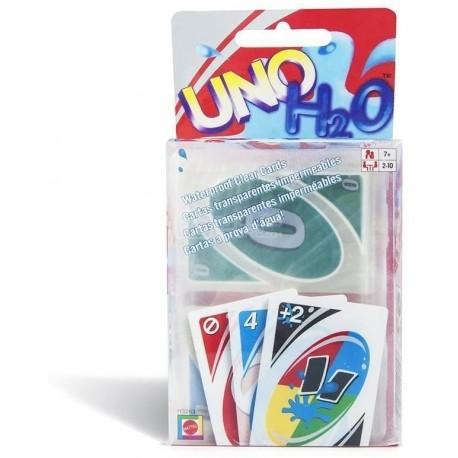 Jogo cartas do Uno H2O