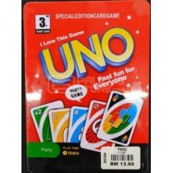 Jogo de cartas Uno edição especial em caixa metálica