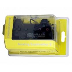 Comando PS2 compatível com fio