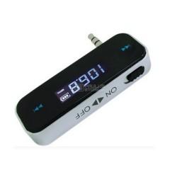 Transmissor fm bluetooth com visor led