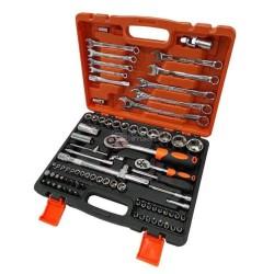 Mala de ferramentas com 82 peças