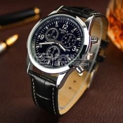 Relógio Yazole preto