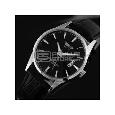 Relógio swidu com data