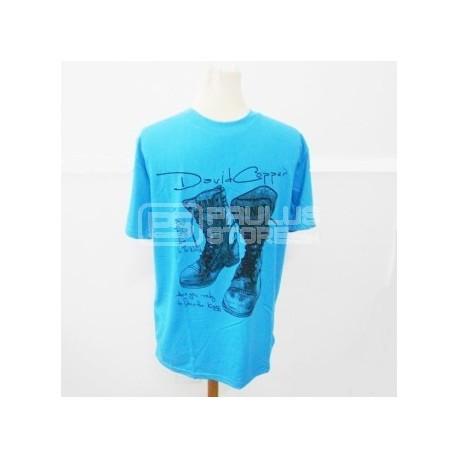 Tshirt David Copper