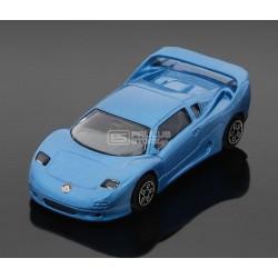 Bugatti Centenaire Blue Mint Burago
