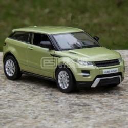 Range Rover Evoque Land Rover Verde