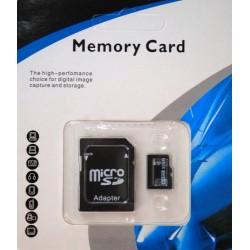 Cartão de memória 32Gb micro SDHC class 10 com adaptador